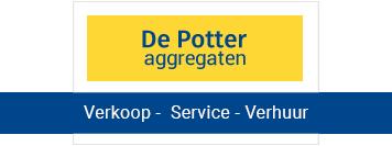 De Potter Aggregaten logo